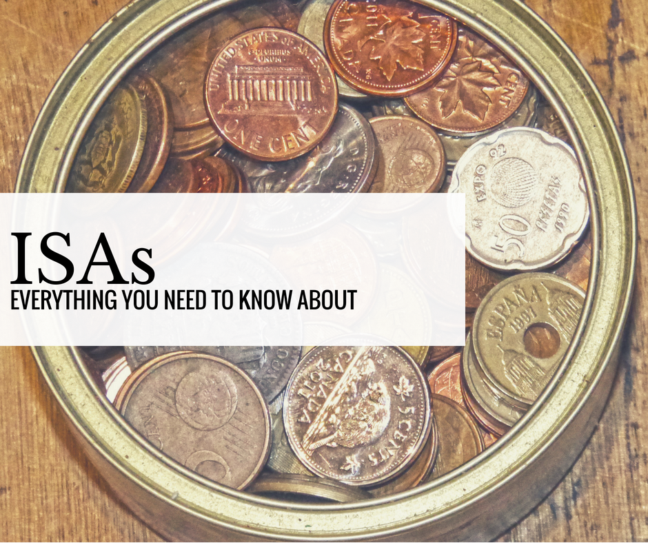 Everything you need to know about ISAs
